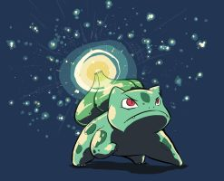 001: Bulbasaur by AketA