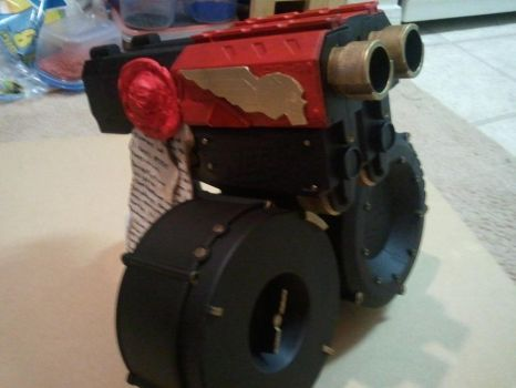 Nerf Storm Bolter by oni102