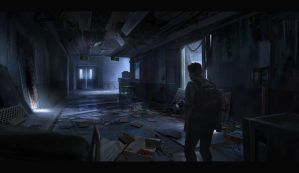 The Last of Us fan art by DmitryTsmokh