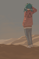 Sand Planet by Silent-Shanin