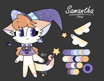 Sammy ref by Phonepie12