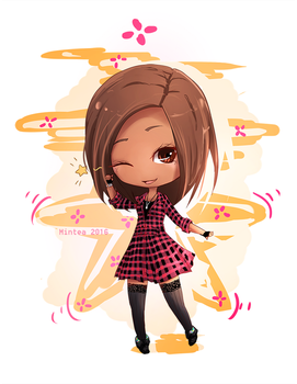 Chibi Commission -  Amazing Ninjagare!! by Syu-mln