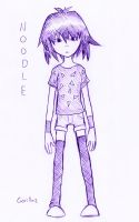 Noodle by vakurii