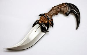 Knife 6 - Stock by Inadesign-Stock
