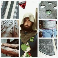 Aguilar cosplay WIP by eyes1138