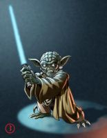 quick Yoda by psychoheat