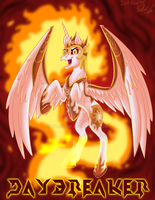 Daybreaker by InkRose98