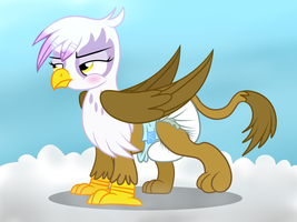 Padded Gilda by Hourglass-Sands