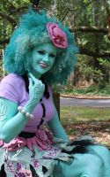 Honey Swamp cosplay, monster high by cimmerianwillow