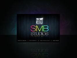 SMBStudios business card by crymz