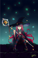 Starlight Witch by leetkkz