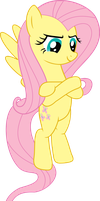 Fluttershy U MAD? by MrCbleck