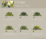 Foliage Steps by rimuu