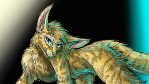 FENNEC TIGER by bioniclefusion