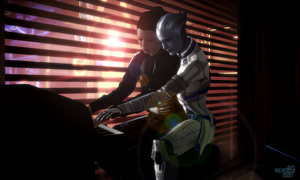 Piano Lessons by Velvet-Asari89