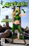Artemis Crock by Spacecowboytv