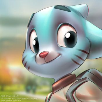 Gumball by miles-df