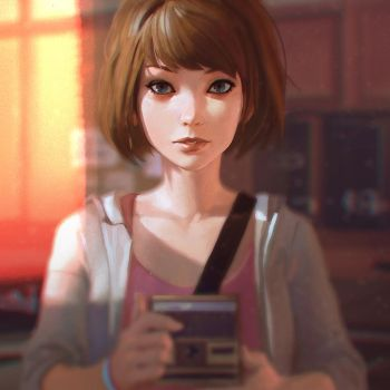 Max Caulfield by Kuvshinov-Ilya