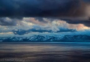 Mt. Tallac Clouds by MartinGollery