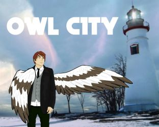 Wings n Lighthouses- wallpaper by KTechnicolour