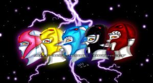 Power Rangers ULTIMATE!!! by blueliberty