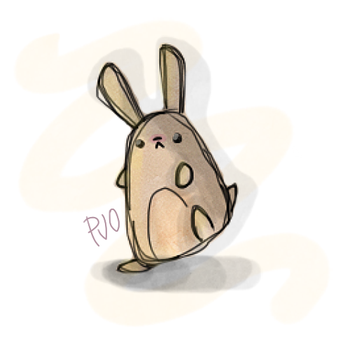 Bunny by ProfVO