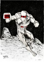 Rom - The-Spaceknight by FrozenHRT