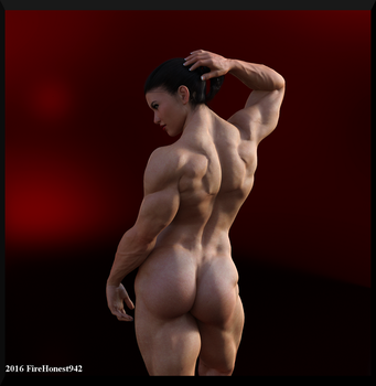 Playing With Elsie 68: Naked Glory by FireHonest942