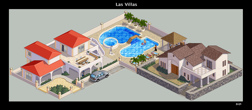 Las Villas by bgr