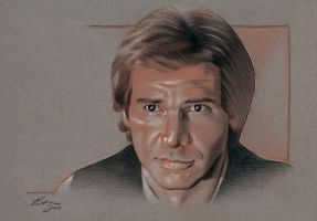 Han Solo by BenCurtis