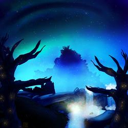 Background Practice (Ori) by icespicespace