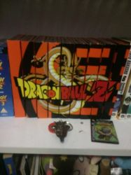 My DBZ Dragon Box Collection set by KGonzo4-13