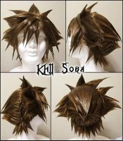New Sora wig by chibinis-chan