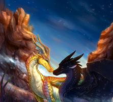 [TLC SPOILERS] Wings of Fire - Light after Dark by Biohazardia