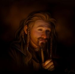 Fili the Fierce by Aegileif