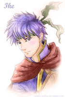 Ike portrait by Zengel