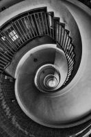 Spiral staircase no. 4 by luka567