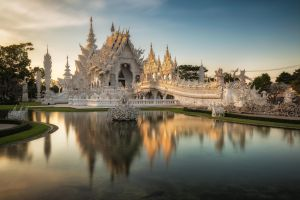 White temple by TomazKlemensak