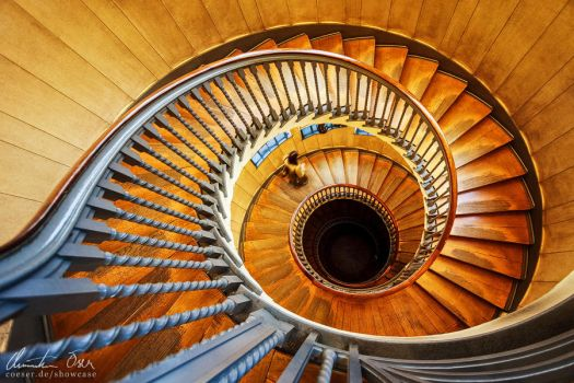 Heal's London Staircase 02 by Nightline