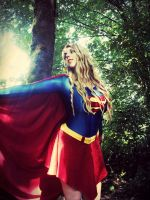 SuperGirl - Solar Power by damselle-xo