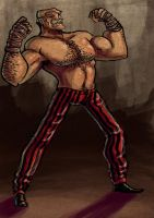 The Pugilist In Me by Qyzex