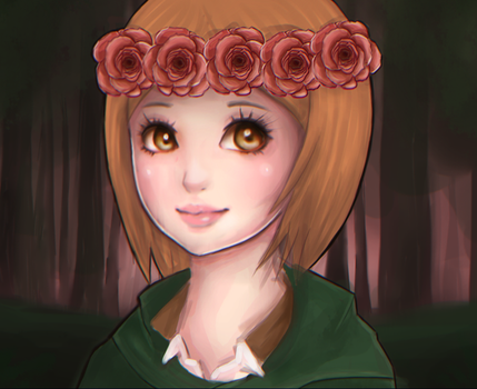 SnK: Petra Ral by AngelsForeverXO