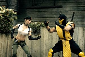 The Kombat Kontinues by DANQUISH