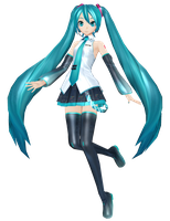 [PDF2nd] .:Hatsune Miku V3 :. by PiettraMarinetta