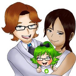 Chelley Family by SirWheatley