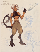 Tamaii Ref by Liimesquares