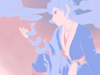 Mitsuki Color Palatte #133 by onetailedninetails