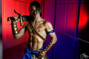 Prince of Persia Cosplay Japan Expo Leon Chiro by LeonChiroCosplayArt