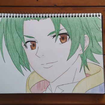 Theo Cornaro from Grancrest Senki by EJArt93
