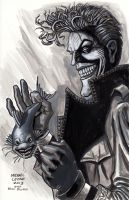 Joker Laughing Fish 7-18-2013 by myconius